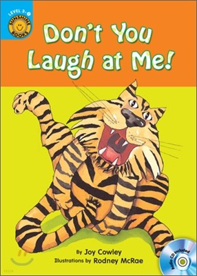 Sunshine Readers Level 3 : Don't You Laugh at Me (Book & Workbook Set)