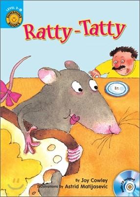 Sunshine Readers Level 3 : Ratty Tatty (Book & Workbook Set)