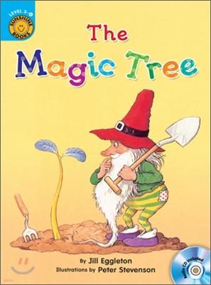 Sunshine Readers Level 3 : The Magic Tree (Book & Workbook Set)