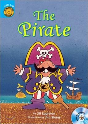 Sunshine Readers Level 3 : The Pirate (Book & Workbook Set)