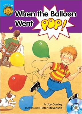 Sunshine Readers Level 3 : When the Balloon Went Pop (Book & Workbook Set)