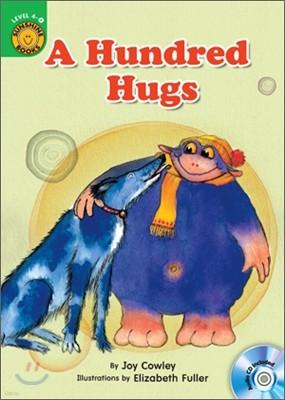 Sunshine Readers Level 4 : A Hundred Hugs (Book & Workbook Set)