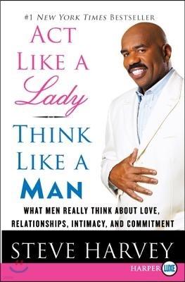 ACT Like a Lady, Think Like a Man LP