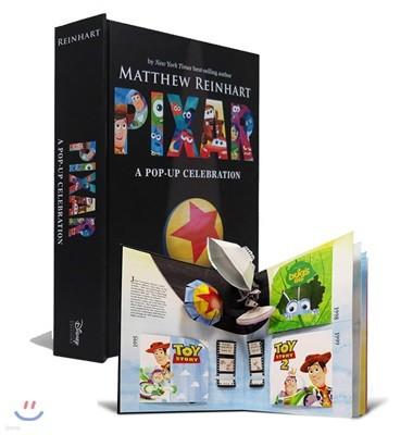 Disney Pixar : A Pop-up Celebration