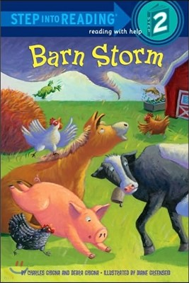 Step into Reading 2 : Barn Storm