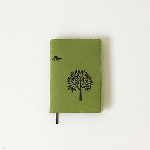 나무와 새 북커버 8colors