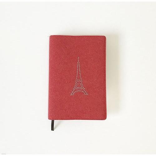 에펠탑 북커버 9colors