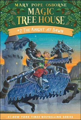 (Magic Tree House #2) The Knight At Dawn