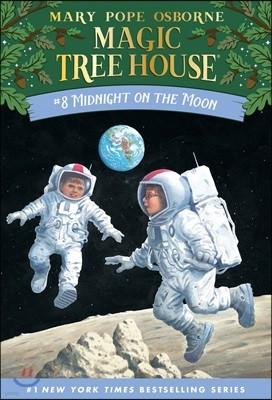 (Magic Tree House #8) Midnight on the Moon
