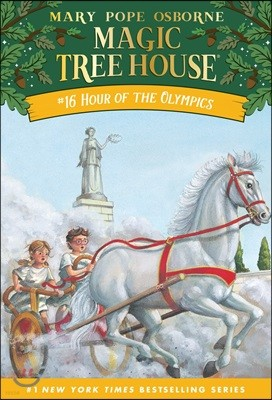 (Magic Tree House #16) Hour Of The Olympics