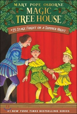 (Magic Tree House #25) Stage Fright on a Summer Night