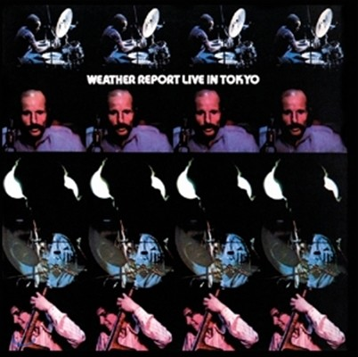 Weather Report (웨더 리포트) - Live In Tokyo (1972년 도쿄 라이브)