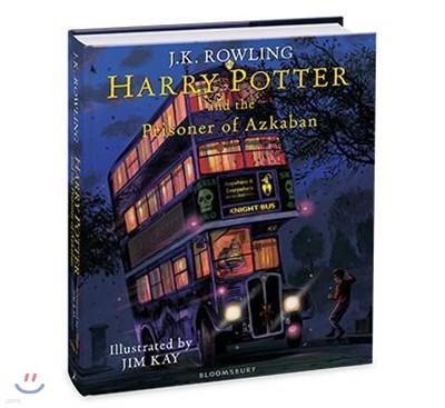 Harry Potter and the Prisoner of Azkaban : Illustrated Edition (영국판)