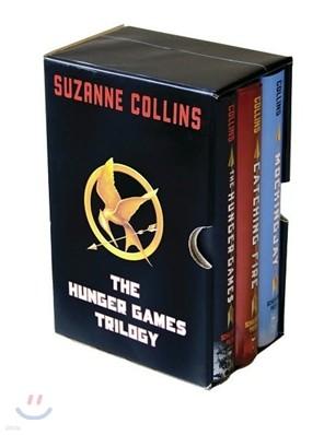 The Hunger Games Trilogy #1-3 Box Set