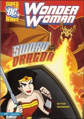 Capstone Heroes(Wonder Woman) : Sword of the Dragon