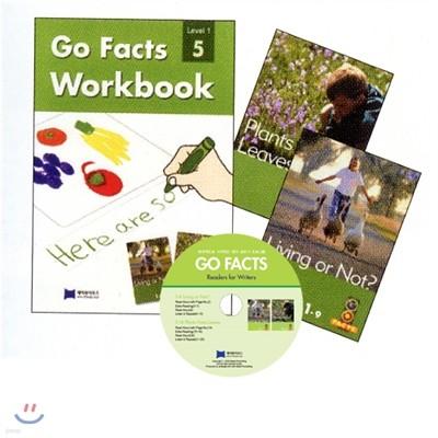 Go Facts 1-5 (1-9/1-10) Workbook Set