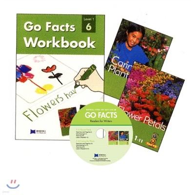 Go Facts 1-6 (1-11/1-12) Workbook Set