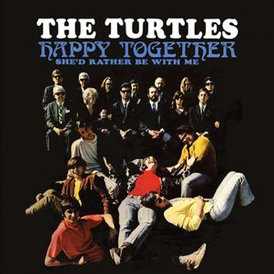 Turtles - Happy Together (Deluxe Edition)(CD)