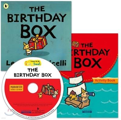 [아이스토리북] The Birthday Box (Level A)