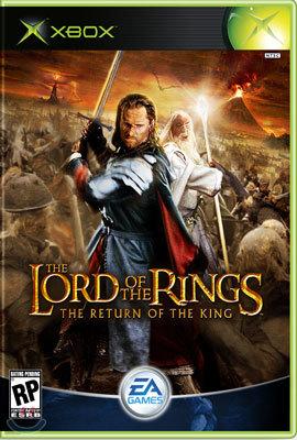 반지의 제왕 - 왕의 귀환 (Xbox용)