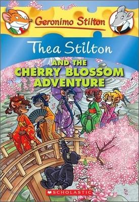 Geronimo Stilton Special Edition : Thea Stilton and the Cherry Blossom Adventure