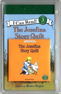 [I Can Read] Level 3-05 : The Josefina Story Quilt (Book & CD)