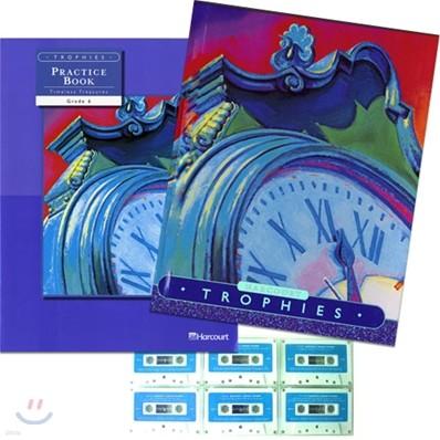 [Harcourt Trophies] Grade 6 Set (Student Book + Workbook + Tape)