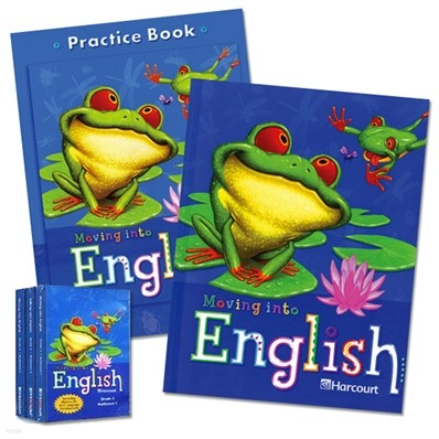 Moving into English Grade 2 Set (Student Book + Workbook + Tape)