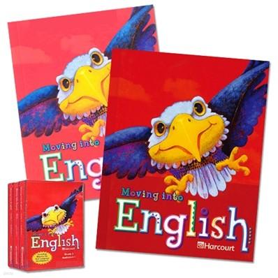 Moving into English Grade 3 Set (Student Book + Workbook + Tape)