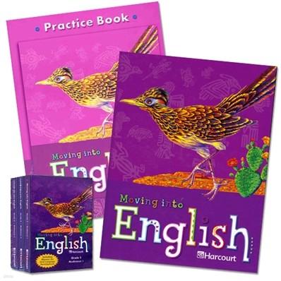Moving into English Grade 5 Set (Student Book + Workbook + Tape)