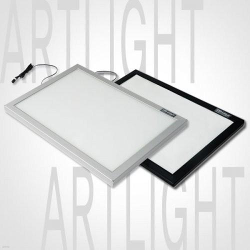 소형 LED 라이트박스 아트라이트 메탈450PLUS MLT-450plus 슬림형 라이트보드