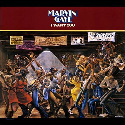 Marvin Gaye - I Want You (Deluxe Edition)
