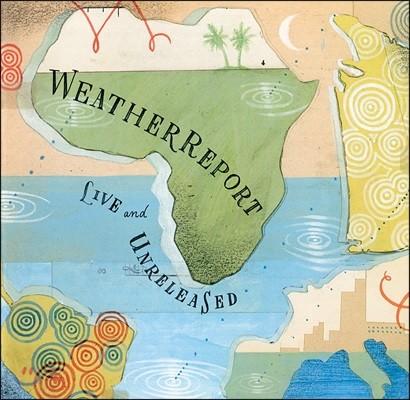 Weather Report (웨더 리포트) - Live & Unreleased