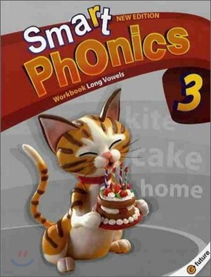 Smart Phonics 3 : Workbook (New Edition)