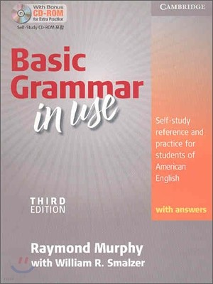 Basic Grammar in Use with Answers & CD-ROM 3/E