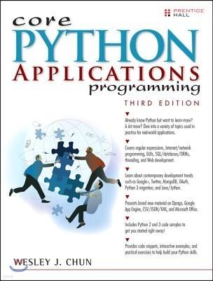 Chun: Core Python Apps Prog _p3