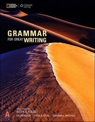 Grammar for Great Writing Book A : Student Book