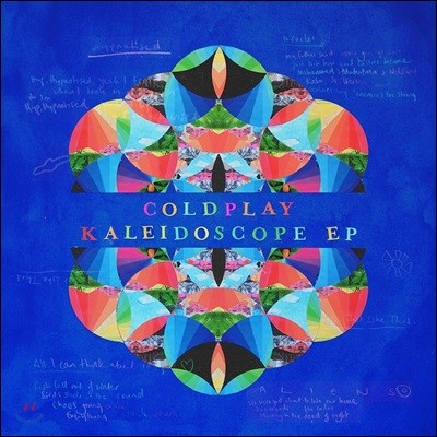Coldplay (콜드플레이) - Kaleidoscope [EP]