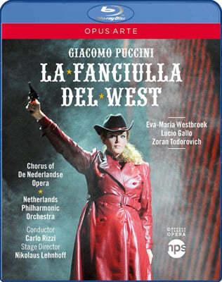 Carlo Rizzi 푸치니: 서부의 아가씨 (Puccini: La Fanciulla del West)