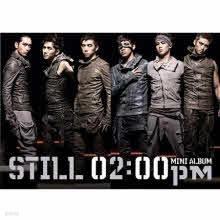 투피엠 (2PM) - Still 02:00pm (Mini Album/미개봉)