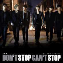 투피엠 (2PM) - Don't Stop Can't Stop (3rd Single Album/미개봉)