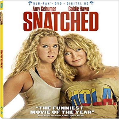Snatched (스내치드)(한글무자막)(Blu-ray+DVD)