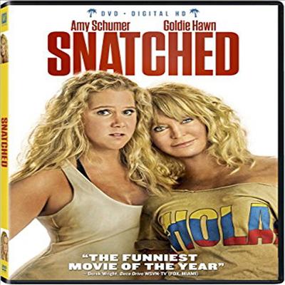 Snatched (스내치드)(지역코드1)(한글무자막)(DVD)
