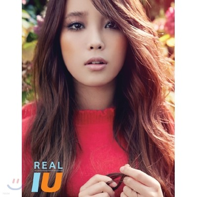 아이유 (IU) - 미니앨범 : Real [일반판]