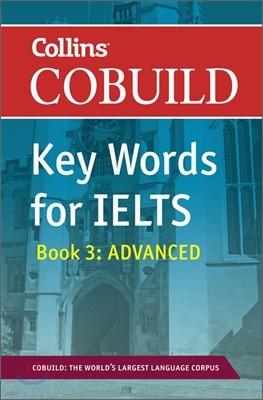 Collins Cobuild Key Words for IELTS Book 3 : Advanced