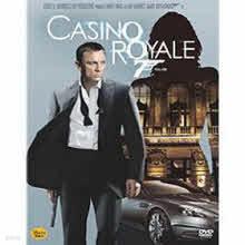 [DVD] Casino Royale 007 - 카지노 로얄 007 (2DVD)