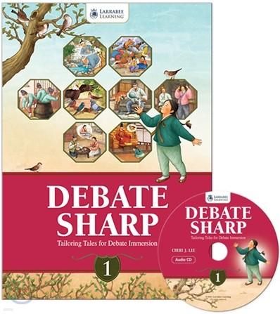 Debate Sharp 1 : Student Book + CD