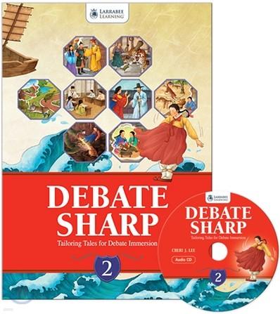 Debate Sharp 2 : Student Book + CD