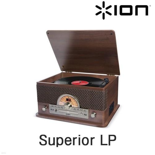 [정품] ION Superior LP 아이온 슈페리어 엘피 턴테이블