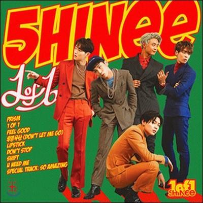 [중고] 샤이니 (Shinee) / 5집 1 Of 1